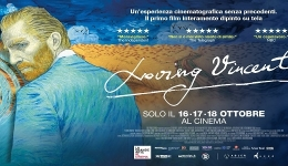 Cinema: 'Loving Vincent', il documentario su Van Gogh