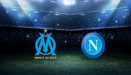 Olympique Marsiglia - Napoli 0-1, decide Dries Mertens